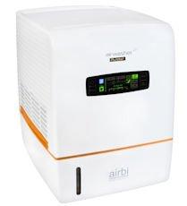 HEPA luchtreinigers met luchtbevochtiging