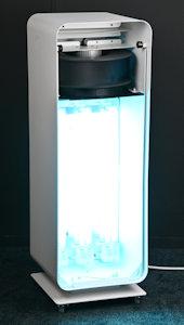 Luchtreinigers met UV