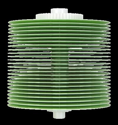 Luchtbevochtigende schijven Airbi Airwasher