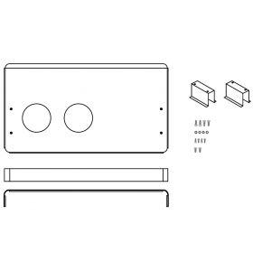Glas installatie kit t.b.v Innova 2.0 Inverter Monoblok airconditioning