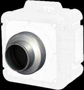Slangadapter PureAirPro 1200 200/250mm