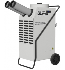 Master ACD 137 professionele spot cooler, airco en ontvochtiger