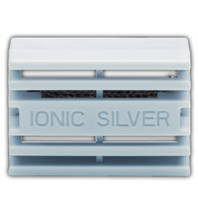 Stadler Form Ionic Silver Cube