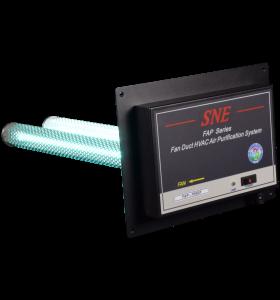 UV luchtdesinfectie SNE FAP voor luchtkanalen
