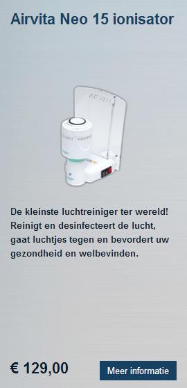 ionisator Airvita