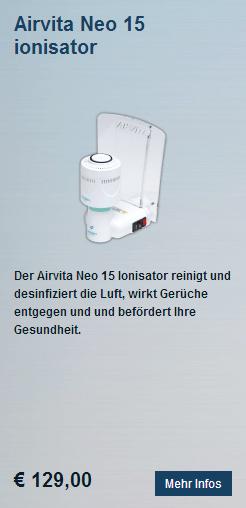 Airvita Ionisator