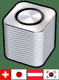 fijnstof sensor, co2 sensor, temperatuur sensor