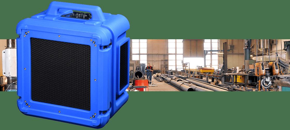 PureAirPro 1200 luchtreiniger