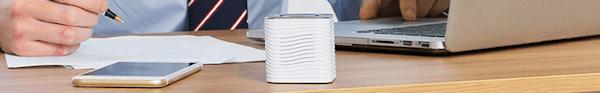 Luchtkwaliteit testen Air Cube