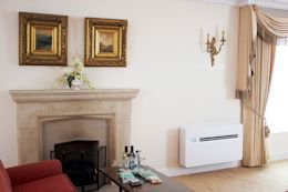 Whittlebury Hall Innova 2.0 airco zonder buitenunit