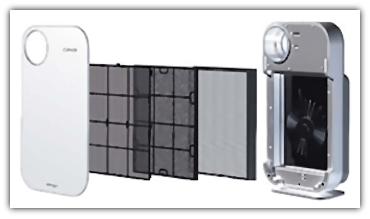 Filters Coway AP-1008CH luchtreiniger