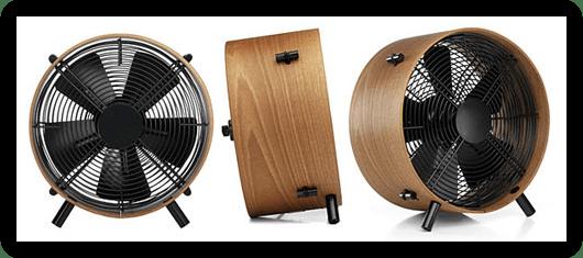 Stadler Form Otto ventilator | ItecLuchtreiniger.nl