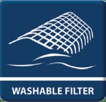 Blaupunkt ontvochtiger VACO 2504 wasbaar luchtfilter