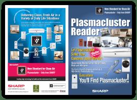Meer informatie over de Plasmacluster technologie